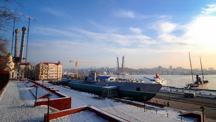 S-56 at Vladivostok, Russia.