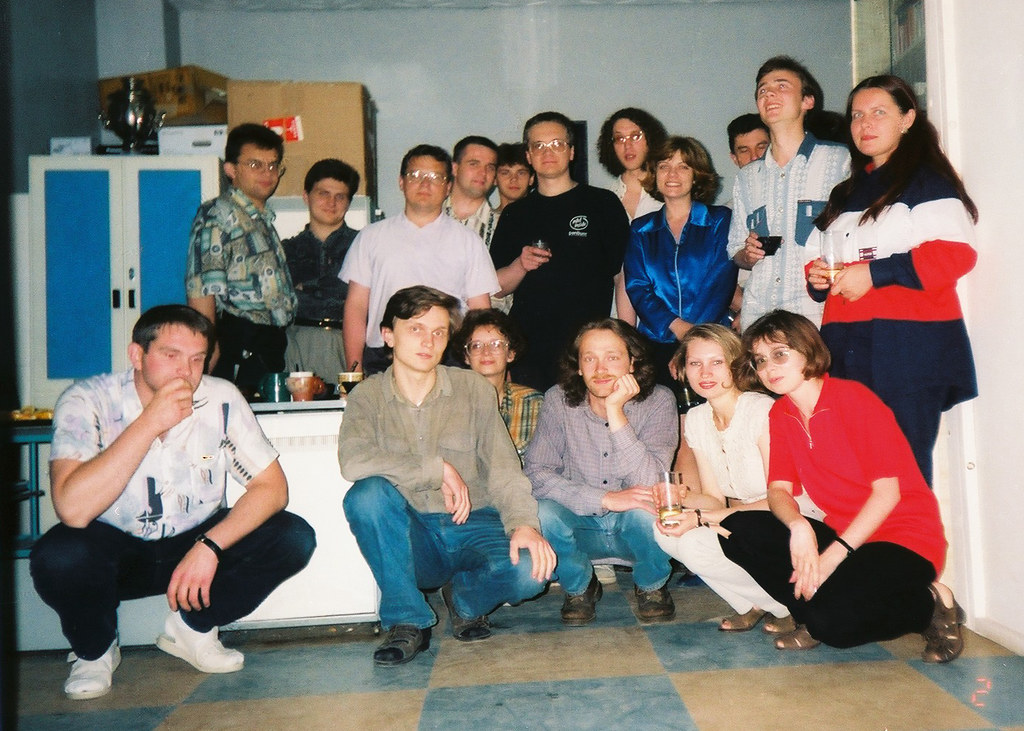 control_z - фото из архива Оли Жуковской
