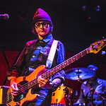 Thu, 08/03/2018 - 8:12pm - The Breeders Live at Rockwood Music Hall, 3.8.18 Photographer: Gus Philippas