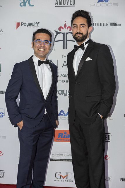 Red Carpet - The 8th Asian Awards