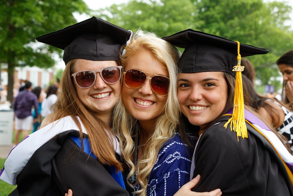 Graduation Ceremony | High Point University | High Point, NC