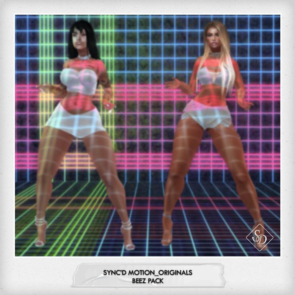 Sync'D Motion__Originals - Beez Pack