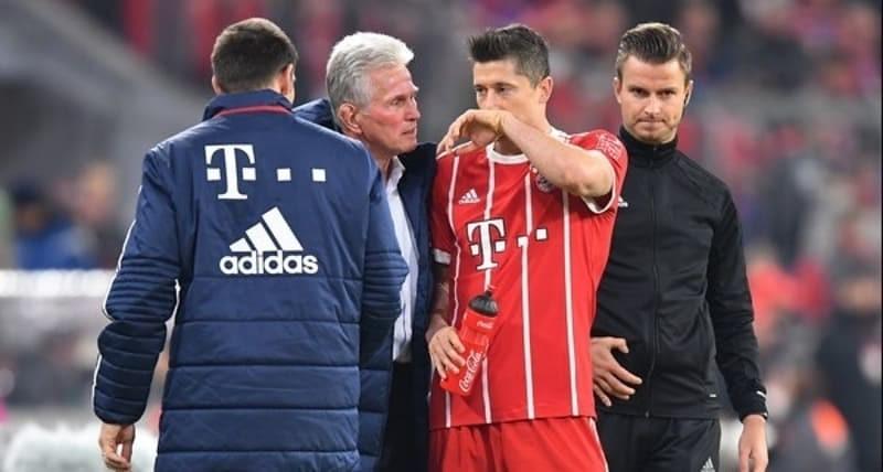 Mestinya,Robert Lewandowski Tetap Respek Kepada Pelatih Jupp Heynckes