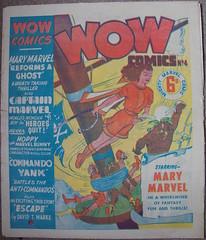 Golden Age UK Comics