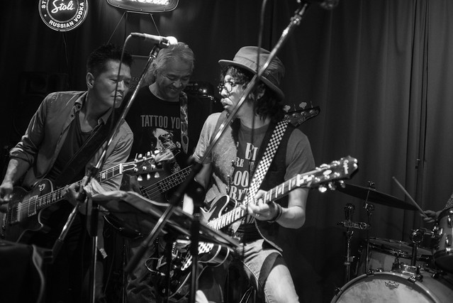 T.G.I.F. blues session at Terraplane, Tokyo, 11 May 2018 -00081