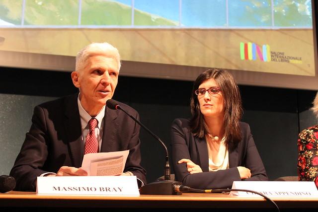 Massimo Bray - Chiara Appendino