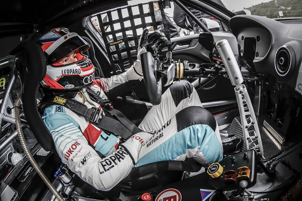 VERNAY Jean-Karl (FRA), Audi Sport Leopard Lukoil Team, Audi RS3 LMS, portrait during the 2018 FIA WTCR World Touring Car cup of Zandvoort, Netherlands from May 19 to 21 - Photo Francois Flamand / DPPI