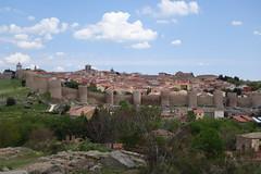 View from Cuatro Postes mirador