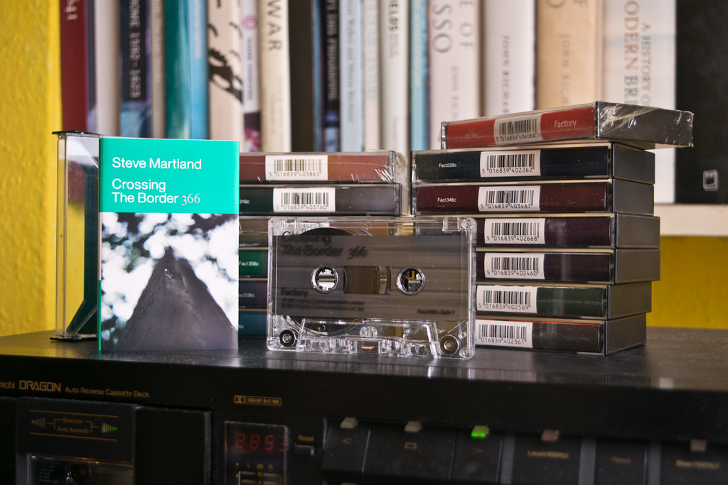 Cassette Culture #26: Factory Records Classical Cassettes [TFRP No. 227)