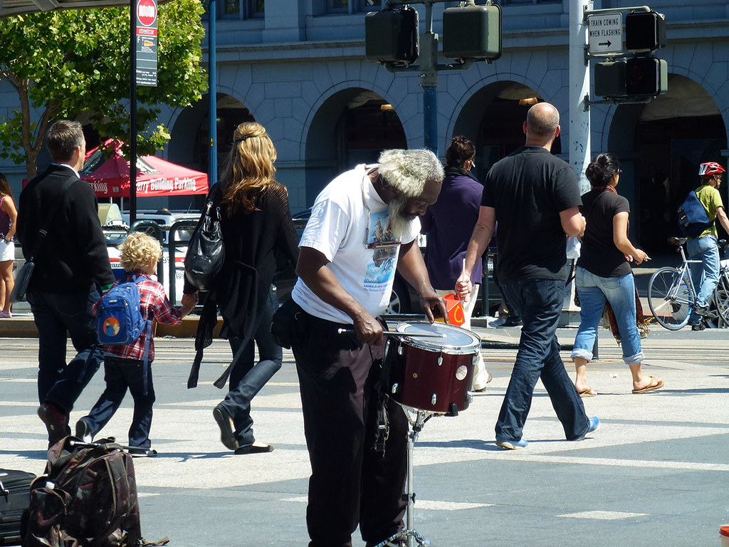 So lets talk about the Homeless : Tourism &  the case of San Francisco.