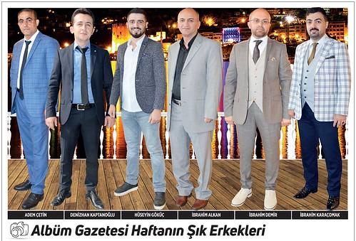 Adem Çetin, Denizhan Kaptanoğlu, Hüseyin Göküç, İbrahim Alkan, İbrahim Demir, İbrahim Karaçomak