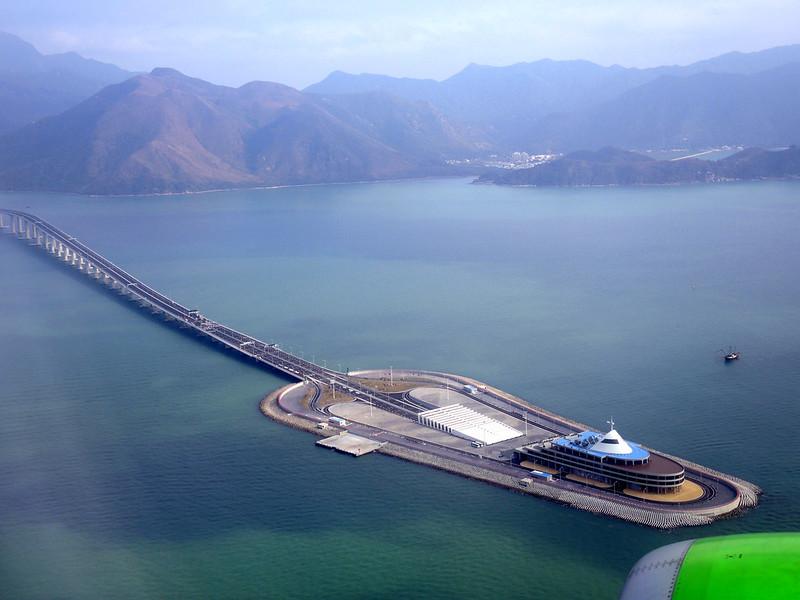 HongKong-Zhuhai-Macau Bridge 港珠澳大橋