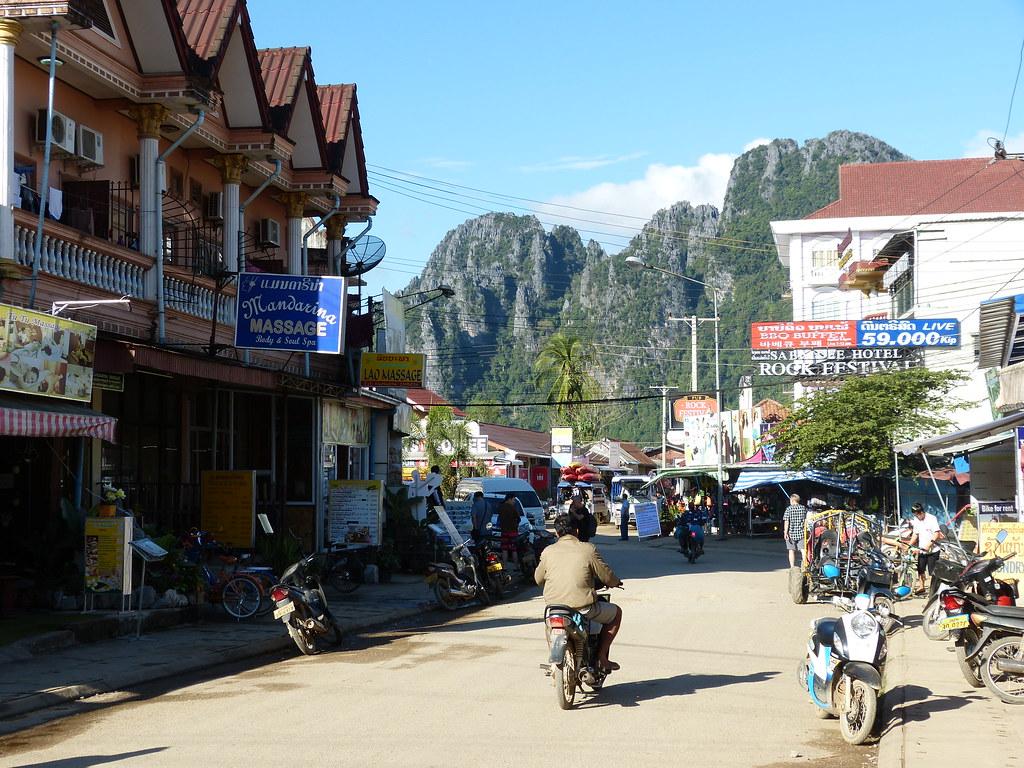 2018 Südostasien - Laos - Vang Vieng