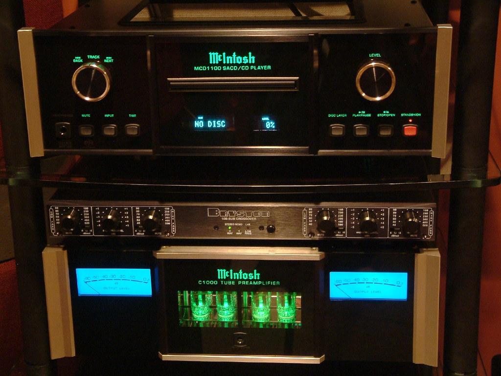 McIntosh MCD1100 Review - AudioAficionado org