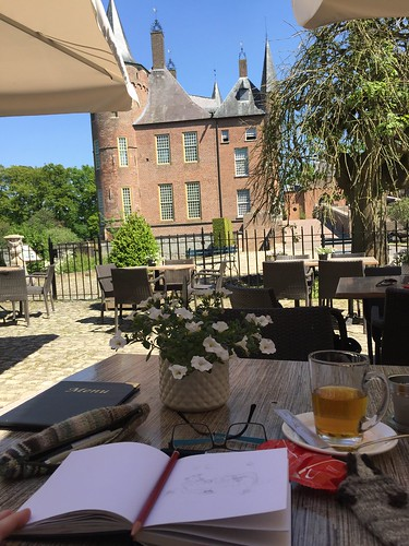 kasteel Heeswijk paaltje