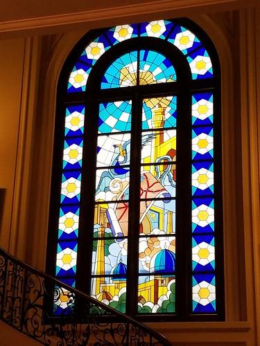 Uzbek Stained Glass