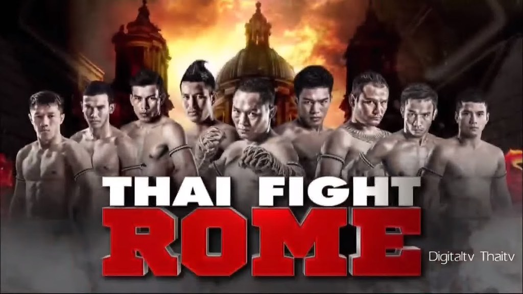 Liked on YouTube: ไทยไฟท์ล่าสุด โรม 21 เมษายน 2561 Thaifight rome 2018 HD 🏆