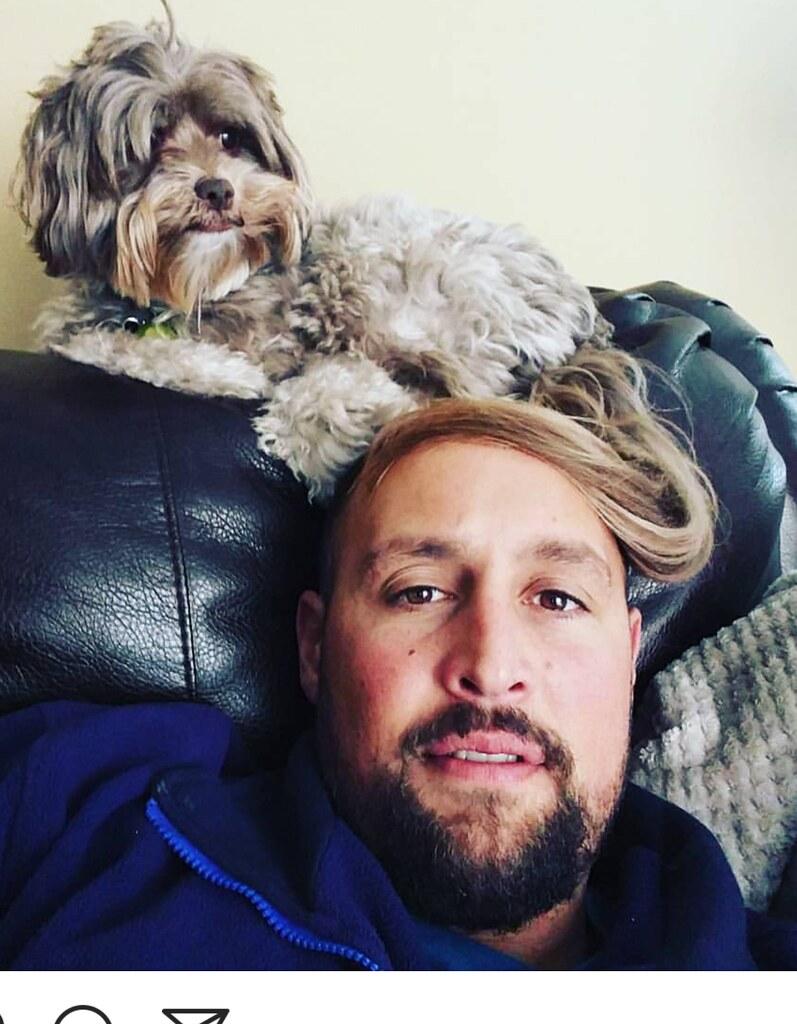 Pet Selfie - Oakley