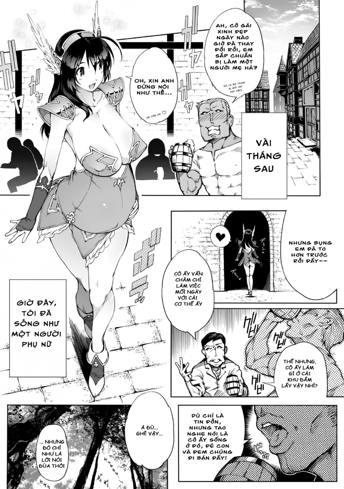 HentaiVN.net - Ảnh 21 - Roper Quest: And then to a pregnant belly - Roper Quest - Soshite Botebara e... - Oneshot