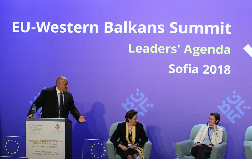 Vienna Economic Forum – Sofia Talks 2018: Opening and Disc