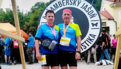Začal jsem běhat v 57 letech, manželka v 50