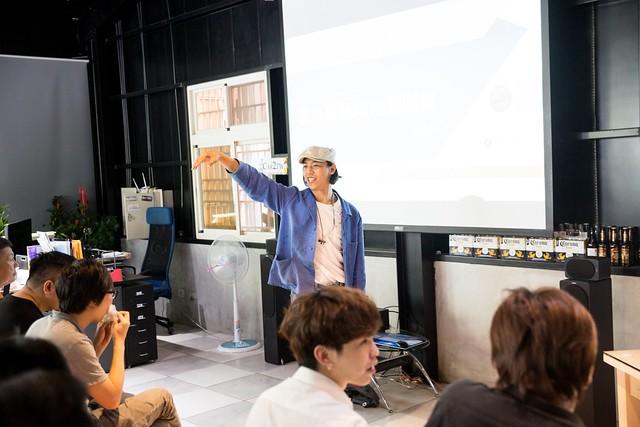 台灣自辦外匯車教學分享會現場實況,講師宋先生精彩心得分享,有興趣趕緊加入課程喔