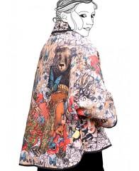 kimono-opaline
