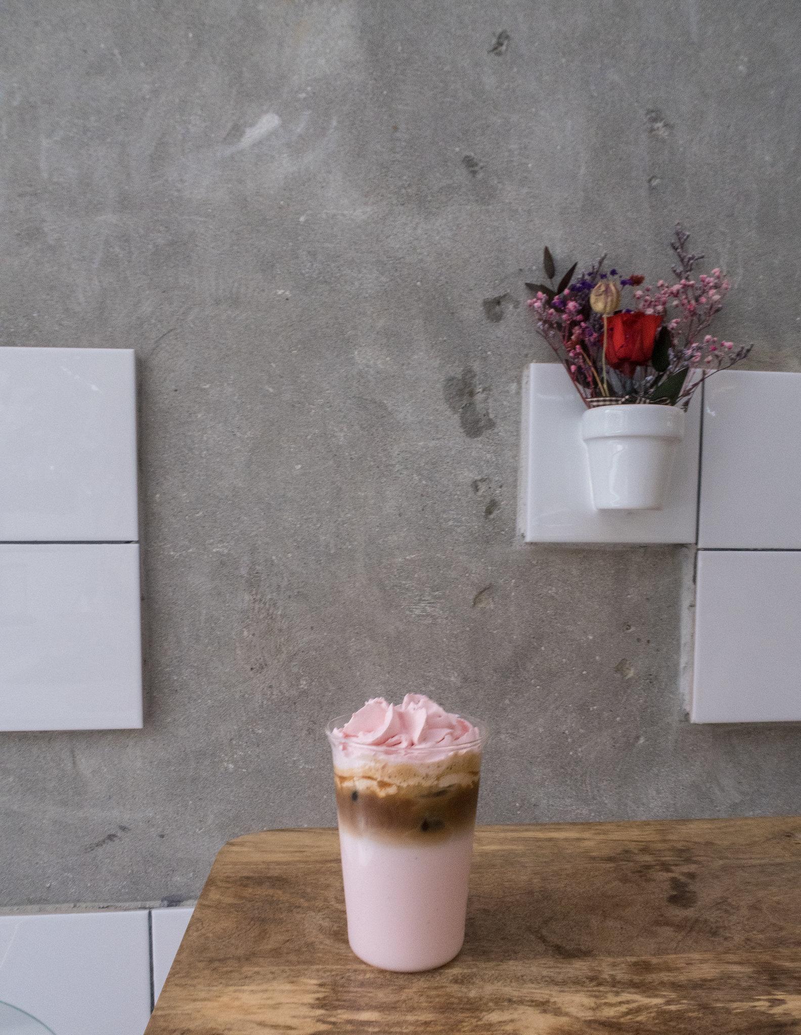 Cafehopping in Seoul