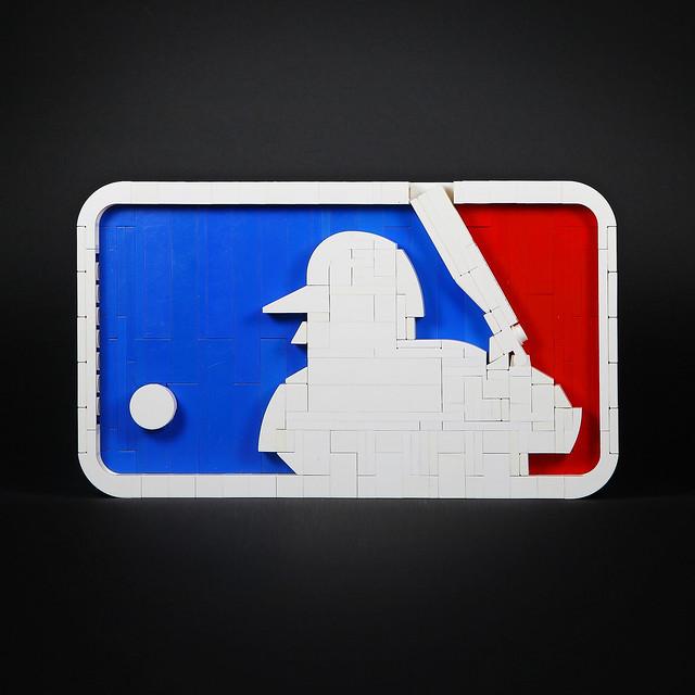 LEGO MLB logo