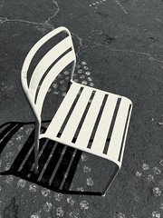 Cafe Chair - Shadows - Hayes Valley