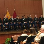 28430060458 Army ROTC Pirate Battalion 2018 Commissioning Ceremony