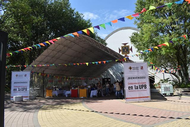 Celebremos el Español en la UPB | 2018