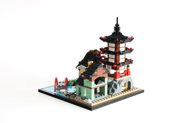 mini Temple of Airjitzu