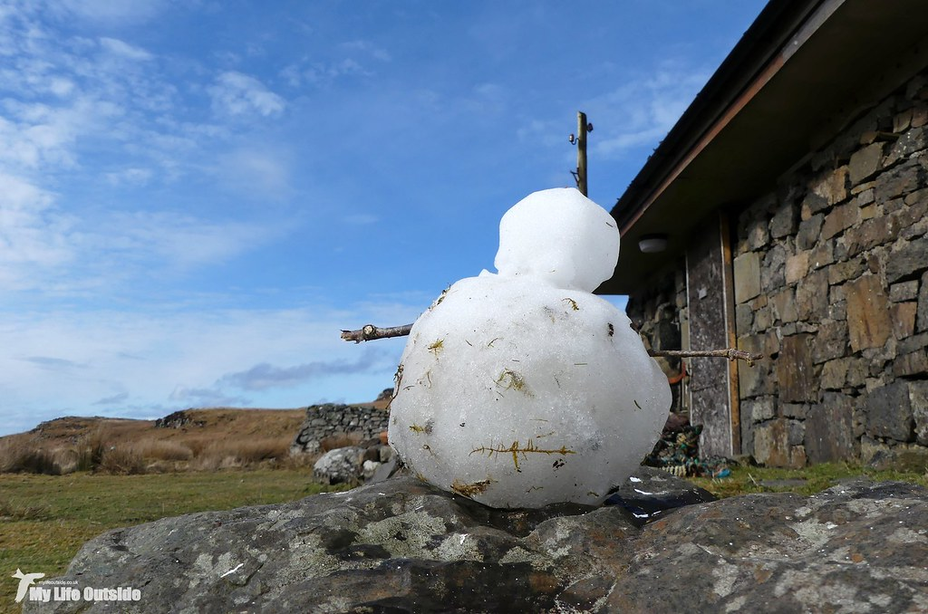 P1140648 - Snowman, Isle of Mull