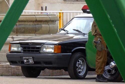 Chevrolet Opala, Carabineros de Chile - Santiago, Chile