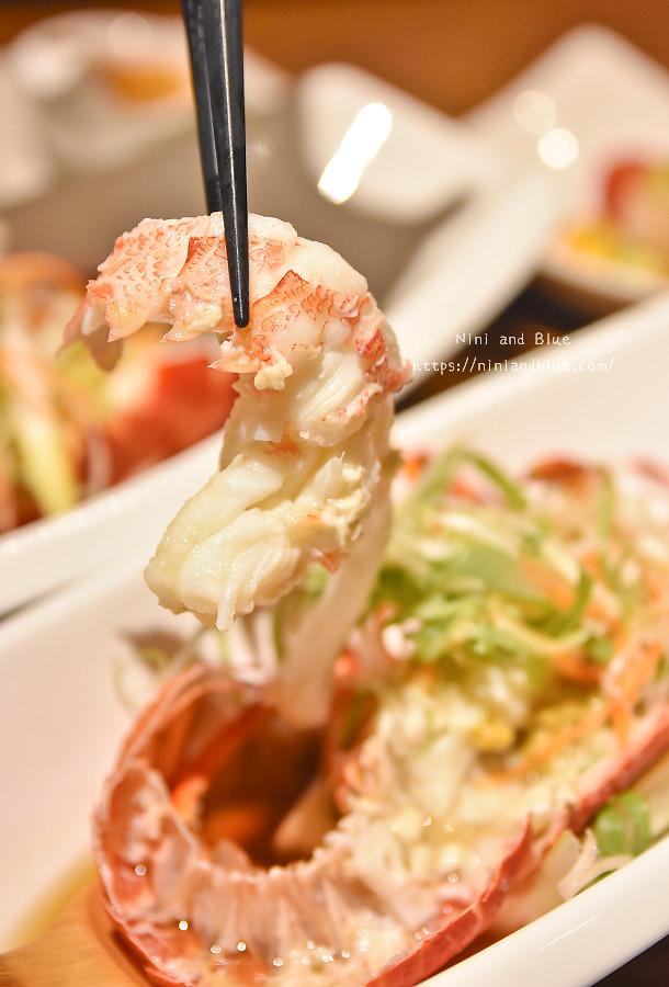 水森水產價格菜單 台中高檔生猛海鮮龍蝦餐廳16