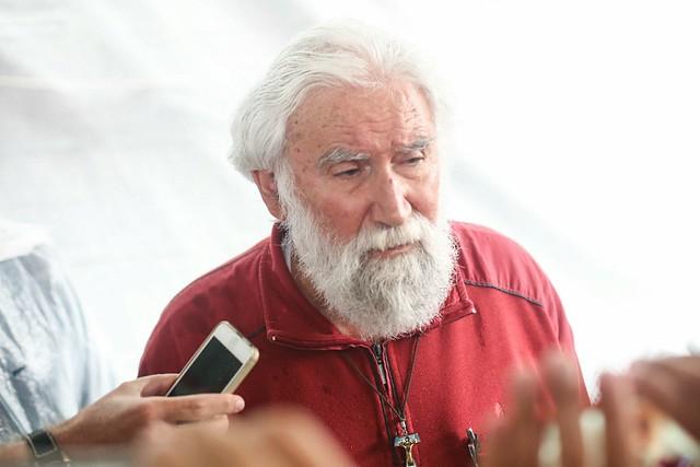 Lula recebe visita de Leonardo Boff