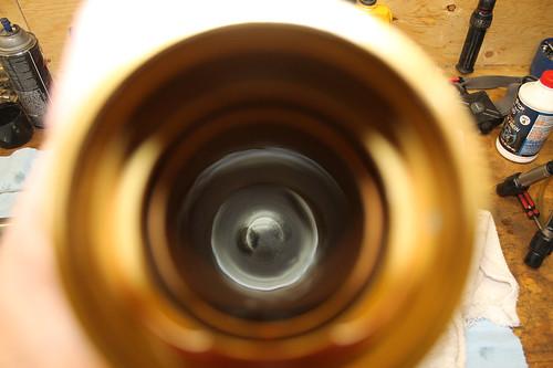 Fork tube