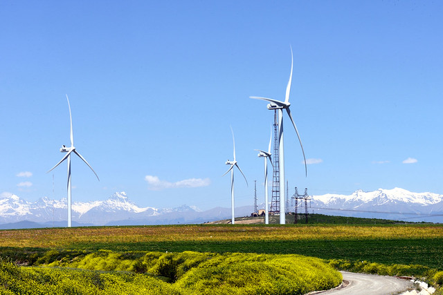 EU4Energy: Qartli Wind Farm contributes to green energy transition in Georgia