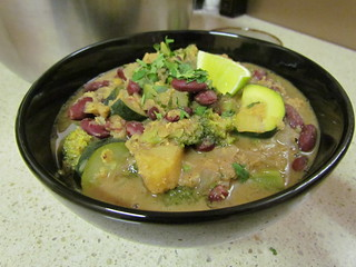 Carribean Fusion Stew