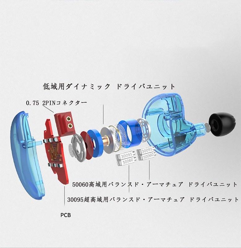 KZ ZS10 特徴 (2)
