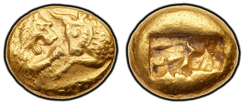 Kroisos gold Stater