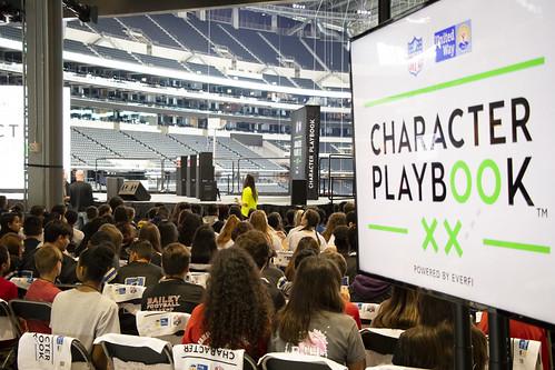 Char Plybk @ 2018 NFL Draft