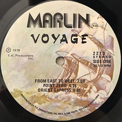 VOYAGE:VOYAGE(LABEL SIDE-A)
