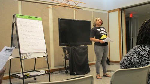 Maryland Poor People's Campaign Training