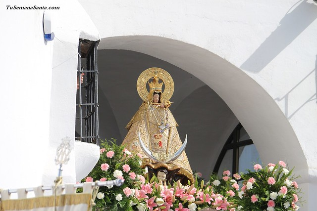 Bajada de la Virgen de la Montaña 1ª