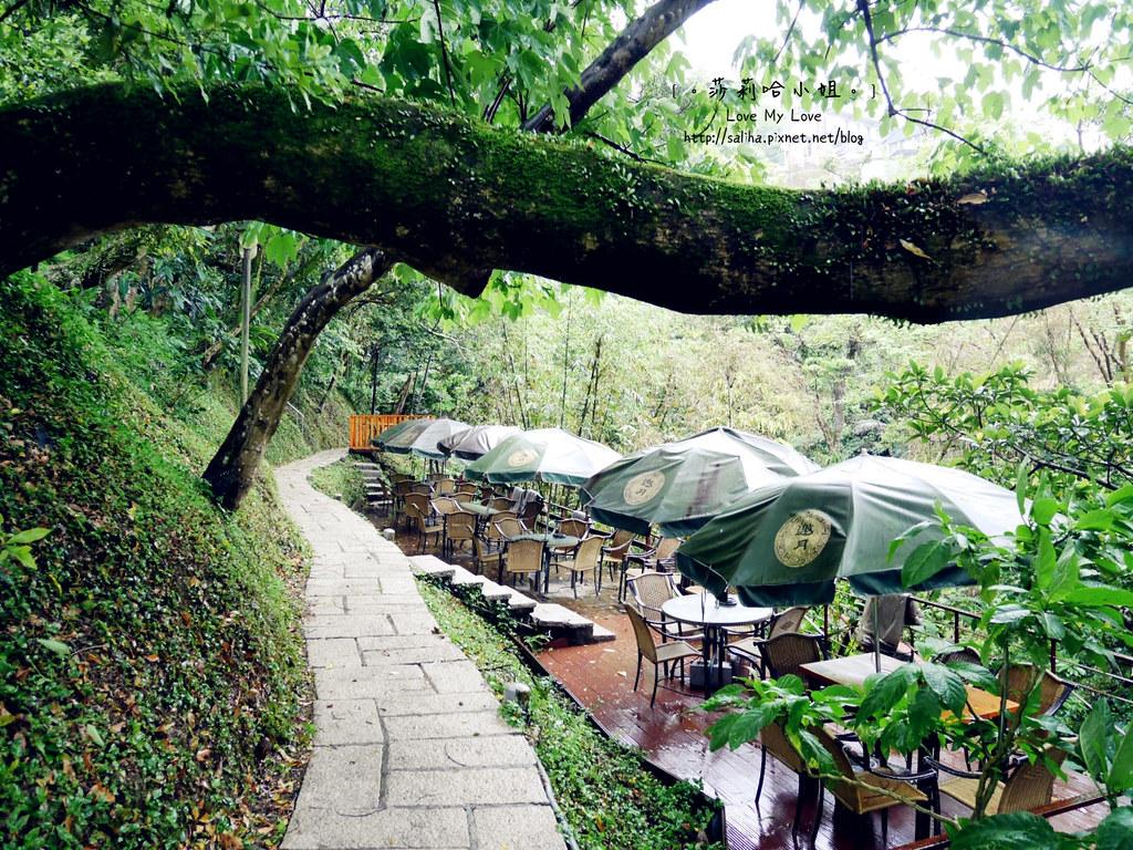 台北貓空景觀森林戶外餐廳推薦邀月茶坊 (8)