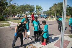 Neighborhood Cleanup: Cohort of Champions