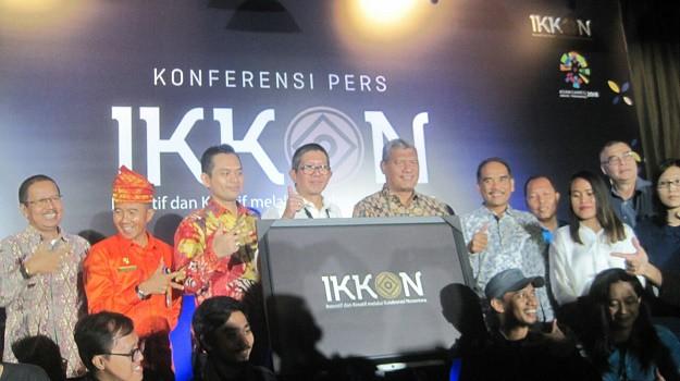 Bekraf Gandeng 5 Daerah untuk Adakan IKKON 2018