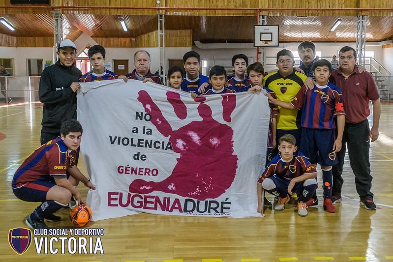 Torneo de Futsal AFA 2018 [Futsal] Victoria vs Ardiles - 30/04/18